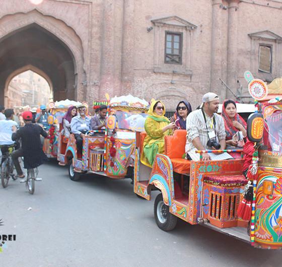 Rangeela Rickshaw Tours