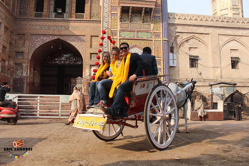 Lahorei Shahi Sawari
