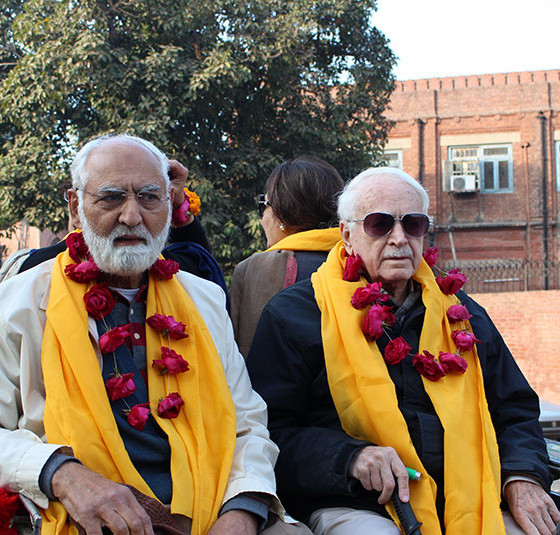 Senior Citizen Lahore Tour