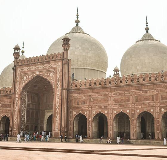 Badshahi Mosque Lahore