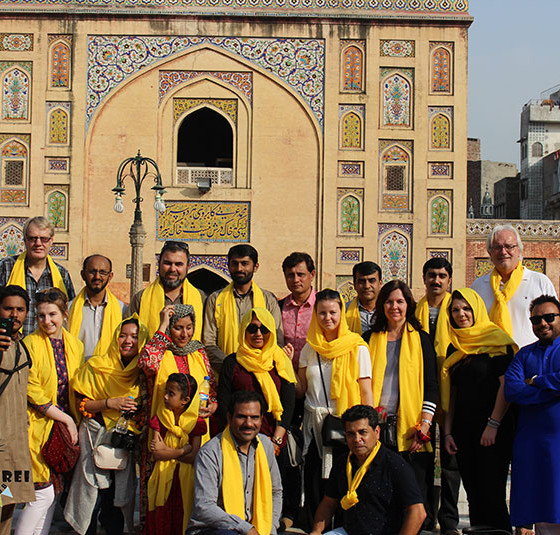 Cultural Tour Walled City Lahore