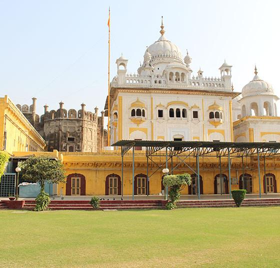 samadhi ranjit singh Lahore