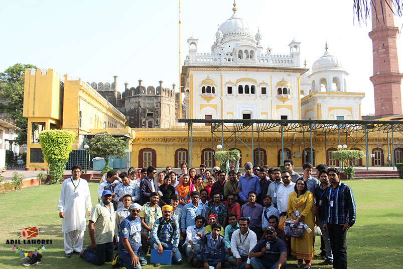 Guided Tours Lahore