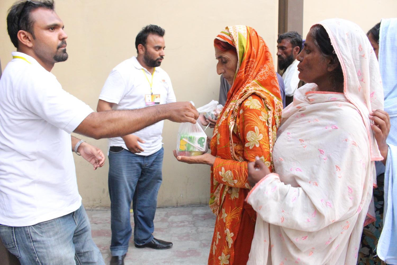 Ramzan Iftar Campaign